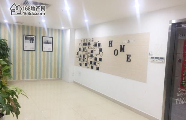 龙华民治地铁站附近开发商直租精装商务写字楼
