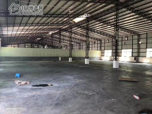 深圳石岩新出单一层钢构仓库出租1300+2500平米